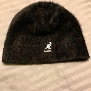 Kangol Black Furgora Skull Cap